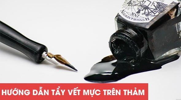 huong-dan-tay-vet-muc-tren-tham