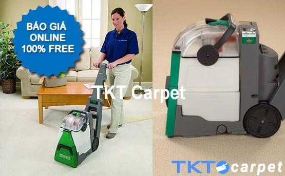 báo giá dịch vụ giặt thảm Đồng Nai TKT Carpet