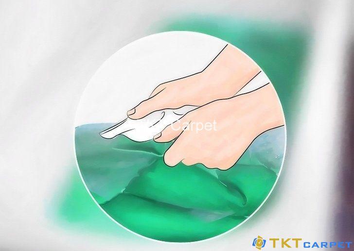 giặt thảm yoga bằng khăn mềm