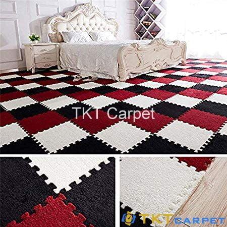 thảm xốp ghép tấm phòng ngủ