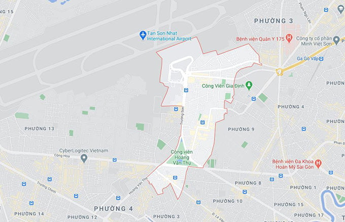 phường 2 quận Tân Bình