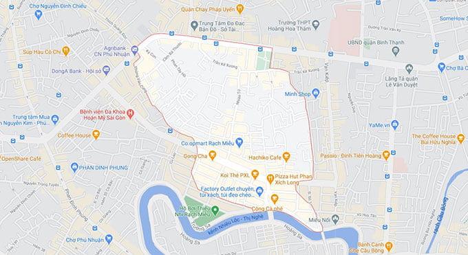 Phường 5 quận Phú Nhuận